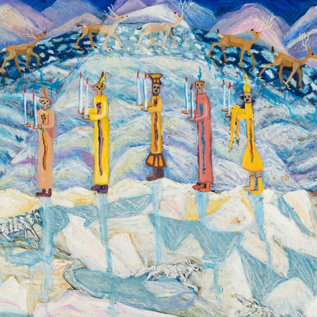 Zuni Winter