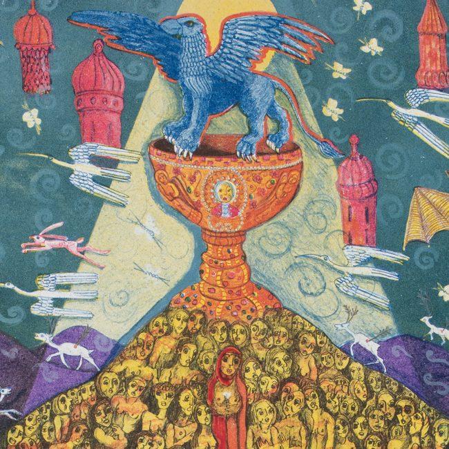 Divine Comedy: Purgatory